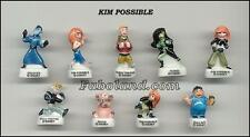 Feves  KIM POSSIBLE  BD619  AR