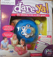 Girl Tech DARE YA - The Ultimate Truth or Dare Game