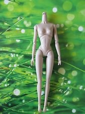 "Body Fashion Royalty Nippon Misaki Japan/Pale Skin Tone 12"" New (Discolored)"