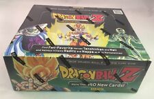 Dragon Ball Z Heroes & Villains Card Game Booster Box - NEW FACTORY SEALED