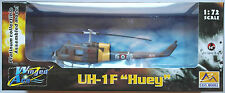"EASY Model-uh-1f ""Huey"" Helicopter/Elicottero US Air Force 1:72 Nuovo/Scatola Originale"