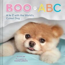 Boo ABC: A to Z with the World's Cutest Dog-ExLibrary