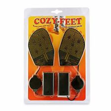 Electric Heated Shoe Insoles Foot Warmer Battery Heater Boot Socks Feet Warm NEW