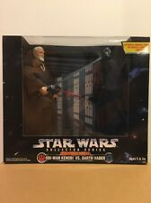 "Star Wars 12"" Inch Obi-Wan Kenobi Vs Darth Vader Electronic"