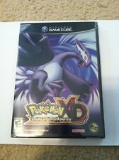 Pokemon XD: Gale of Darkness (GameCube, 2005) Y-FOLD sealed black label