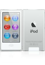 NEW! Apple iPod nano 7th Generation Silver (16 GB) MD480LL/A ~ Warranty