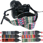 Camera Shoulder Neck Strap Belt For Universal SLR DSLR Nikon For Canon For Sony