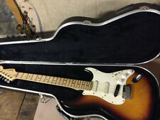 FENDER 93-94 American Stratocaster Plus Sunburst Guitar w/Case (USA Strat+)