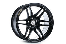 Cosmis Racing MRII 18x9.5 +15mm 5x114.3 in Black | 2 Wheels / Pair