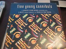 """Fine Young Cannibals; Johnny Come Home  on  12 """" 45 single"""