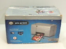 Disney Pix Print P250 Lexmark Portable Photo Printer NEW OPEN BOX - **READ**