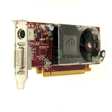 ATI Radeon HD 3450 256MB DDR2 PCI Express x16 DMS-59/S-Video Card Dell Y103D