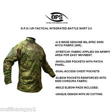 OPS/UR-TACTICAL INTEGRATED BATTLE SHIRT 2.0 IN PENCOTT GREENZONE-MR
