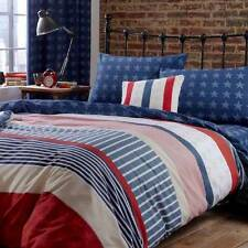 Catherine Lansfield Home Stars And Stripes Filled Cushion, Multi, 45 x 45 Cm