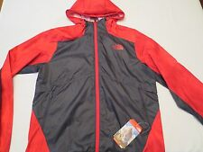THE NORTH FACE FLYWEIGHT HOODIE WIND JACKET TNF Mens SIZE 2XL XXL NF00CUX2FPV