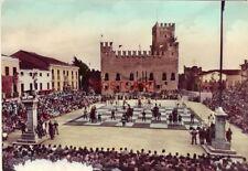 CONTINENTAL-SIZE 1995 ITALY. MAROSTICA - PARTITA A SCACCHI IN COSTUME