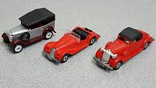 VINTAGE Tomy Tomica Lot of 3 vehicles