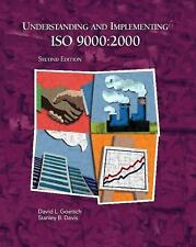 Understanding and Implementing ISO 9000 and Other ISO Standards (2nd Edition), D