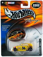 Hot Wheels Racing Phaeton #6 M&M's #36 Ken Schrader New On Card 2002
