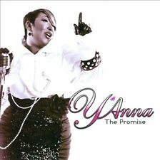 The Promise by Y'anna (CD, Aug-2010, Universal)