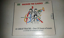 Discover the Classics 2cd set with booklet from NAXOS MUSIC