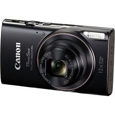Canon PowerShot ELPH 360 HS Digital Camera (Black) 1075C001
