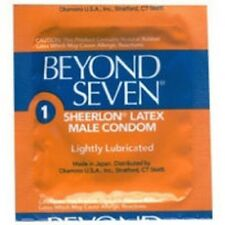 60 Okamoto Beyond Seven Thin Sensitive Condoms
