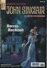 JOHN SINCLAIR SONDEREDITION Nr. 39 - Horror-Hochzeit - Jason Dark