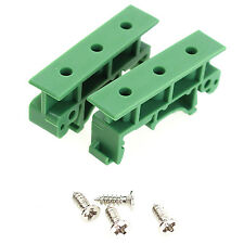 Simple PCB Circuit Board Mounting Bracket For Mounting DIN Rail Mounting CHIC