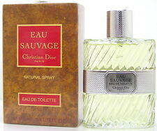 Christian Dior Eau Sauvage 100 ml EDT Spray Neu OVP
