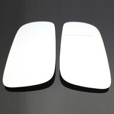 2Pcs Left Right Heated Mirror Glass For VW Golf Bora Jetta MK4 Passat B5 99-04