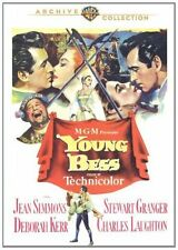 YOUNG BESS - (1953 Jean Simmons) Region Free DVD - Sealed