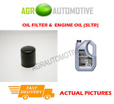 PETROL OIL FILTER + SS 10W40 ENGINE OIL FOR MITSUBISHI SIGMA 3.0 177BHP 1990-96