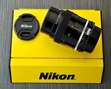 Very Good Nikon Micro-NIKKOR 55mm f3.5 Macro Lens NEX M4/3 Mirrorless (#1311)