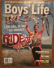 Boys Life The Ride Of Their Lives True Stories July 2015 FREE SHIPPING!