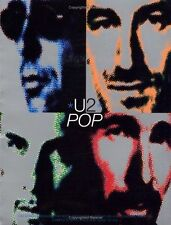 """U2-POP"" GUITAR-TAB/VOCALS MUSIC BOOK RARE OUT OF PRINT SALE BRAND NEW SONGBOOK!"