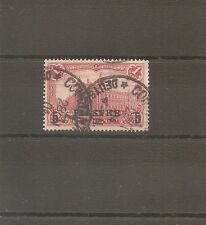 TIMBRE ALLEMAGNE DEUTSCHE KOLONIE GERMAN LEVANT N°19 OBLITERE USED