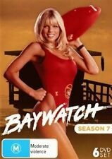 Baywatch Season 7 (2016, DVD NIEUW)6 DISC SET