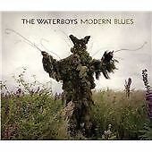 The Waterboys - Modern Blues (2015)  CD  NEW/SEALED  SPEEDYPOST