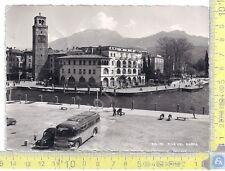 Riva del Garda - con auto e bus d'epoca - 1953
