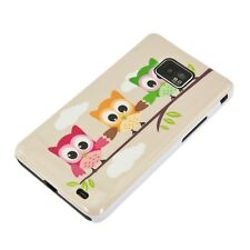Chic Custodia rigida per Samsung Galaxy s2 i9100 s2 PLUS i9105 GUFO cielo COVER