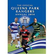 The Official Queens Park Rangers  FC Annual Yearbook 2014 New EPL QPR