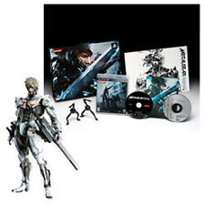 NEW PS3 Metal Gear Rising Revengeance Premium Package Konami Style Special JAPAN