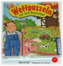 600-97587 competition puzzles in the Bauernhof- Kosmos #new original packaging#