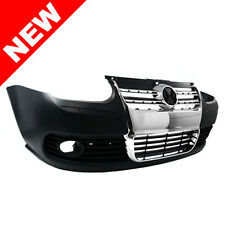 99-05 VW GOLF MK4 EURO MK5 R32 STYLE FRONT BUMPER W/ CHROME MAIN GRILLE