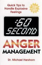 :60 Second Anger Management: Quick Tips to Handle Explosive Feelings-ExLibrary