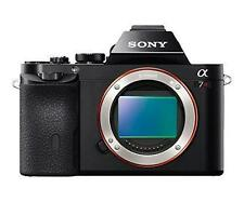 Sony Alpha a7R 36.4 MP Digital SLR Camera - Black (Body Only)