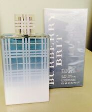 BURBERRY BRIT SUMMER EDITION EAU DE TOILETTE SPRAY 3.3 OZ / 100 ML NIB - SEALED