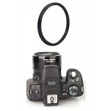 58mm Lens Ring Adapter Mount for Canon Powershot SX30 SX40 HS