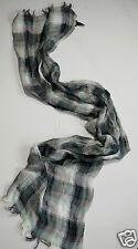 Neu Guess großes Tuch Schal Halstuch 190cm x 50cm UVP 55€ 10-14